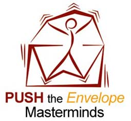 PUSH the Envelope Masterminds with Laura Hess and Philip Cohen
